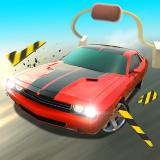 Slingshot Stunt Driver Icon