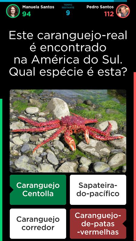 QuizUp screenshot 2
