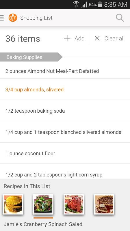 Allrecipes Dinner Spinner screenshot 2