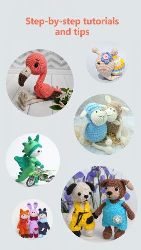 FREE CROCHET PATTERNS: Amigurumi Snails Plus Video Tutorials ... | 500x281
