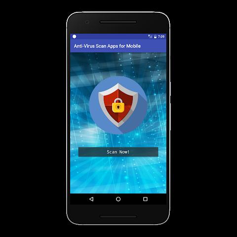 Anti Virus Scan Apps 1 0 Download Android Apk Aptoide