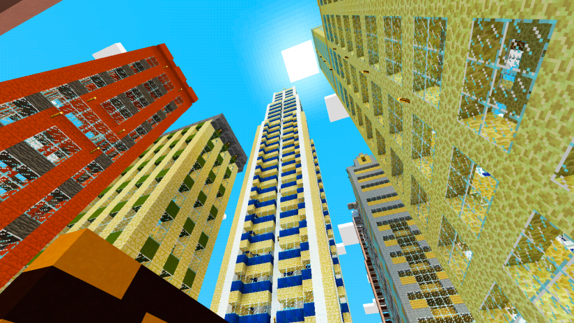 Mega city map for minecraft PE 1 0 1 Android - Aptoide için APK indir