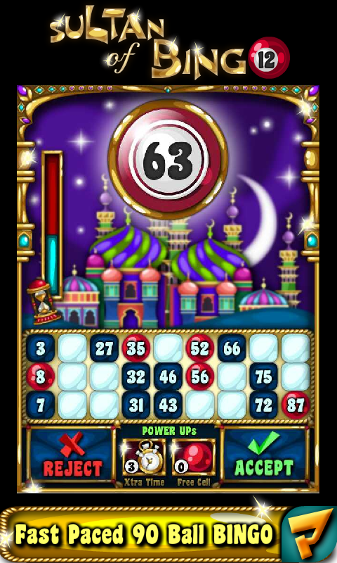 Sultan Of Bingo screenshot 1