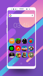 UX S9 - Icon Pack screenshot 3