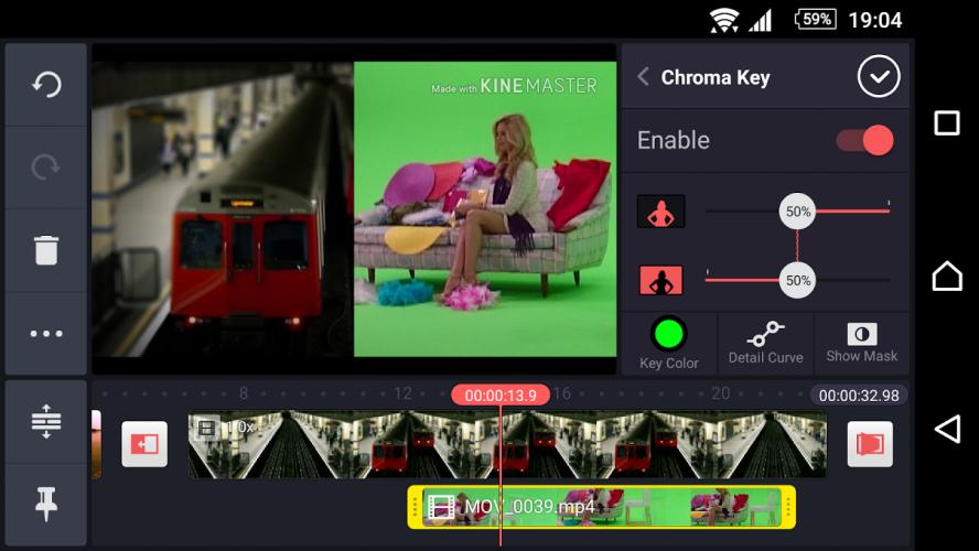 KineMaster – Éditeur vidéo Pro screenshot 8