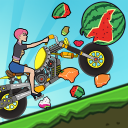 Hill Dismount - Smash the Fruits