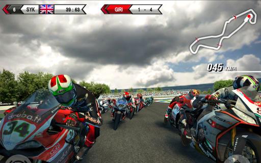 SBK15 Official Mobile Game screenshot 1