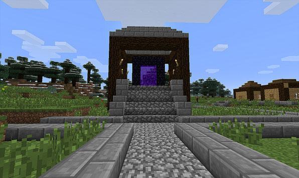 Portal Mods for Minecraft #Msi8Store screenshot 2
