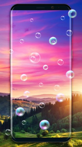 Moving Bubble Live Wallpaper 2 2 0 2260 Unduh Apk Android Aptoide