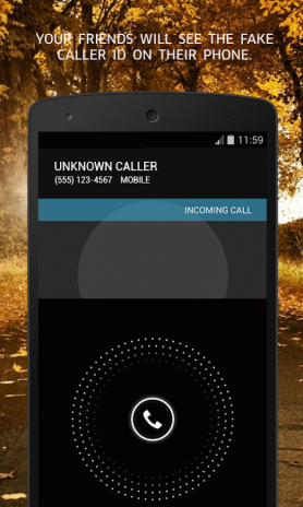 Fake Caller ID 1 1 4 Download APK for Android - Aptoide