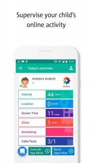 Safe Lagoon 🐠 Parental Control with Advanced AI screenshot 3