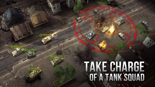 Armor Age: Tank Wars — WW2 Platoon Battle Tactics screenshot 10