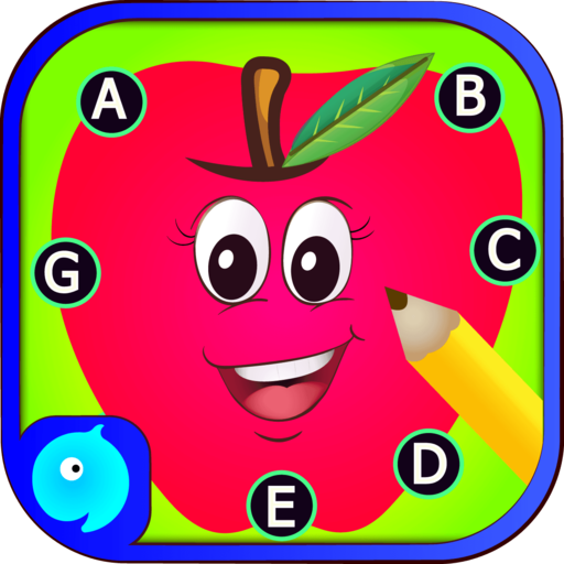 Dot to dot - Connect the dots ABC Games for Kids