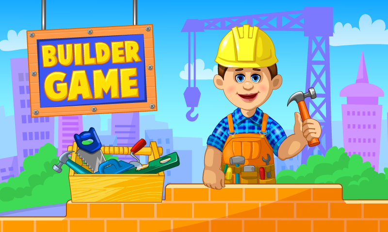 Builder Game screenshot 1