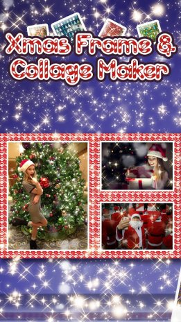 picture collage christmas happy new year frames 1 2 download apk