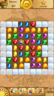Clash of Diamonds - Match 3 Jewel Games screenshot 5