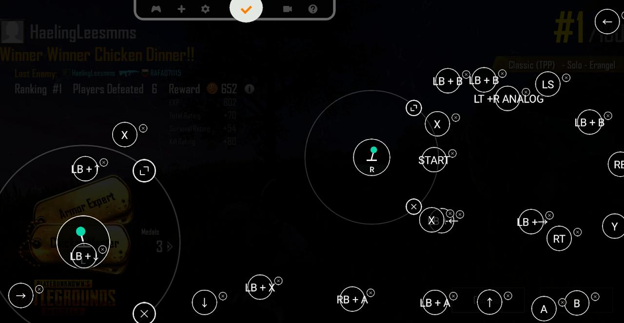 Panda Gamepad Pro (BETA) screenshot 2