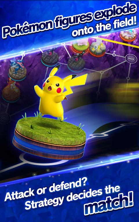 Pokémon Duel screenshot 7