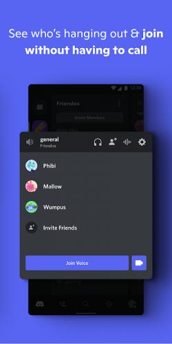 Discord - Chat para jugadores screenshot 1