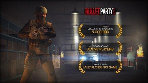 Bullet Party CS 2 : GO STRIKE screenshot 5
