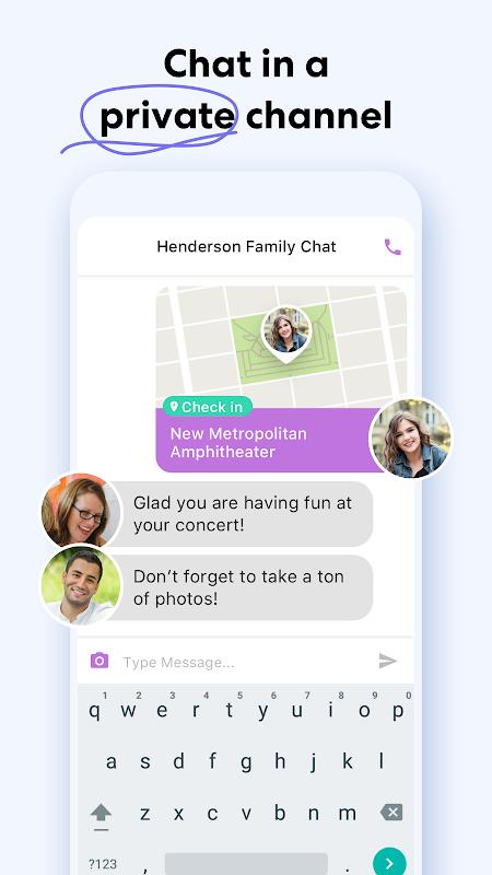 Life360 - Family Locator, GPS Tracker screenshot 2