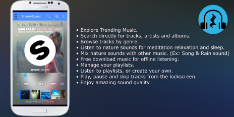 SnoozySound - Music & Relax 2 2 Download APK for Android