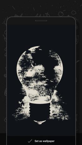 darkor super amoled dark hd 4k wallpapers screenshot 2
