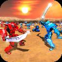 Battle Simulator Robot Wars - Epic Battle Games