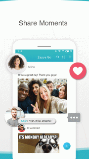 Zapya Go - From File Transfer to Private Social screenshot 8