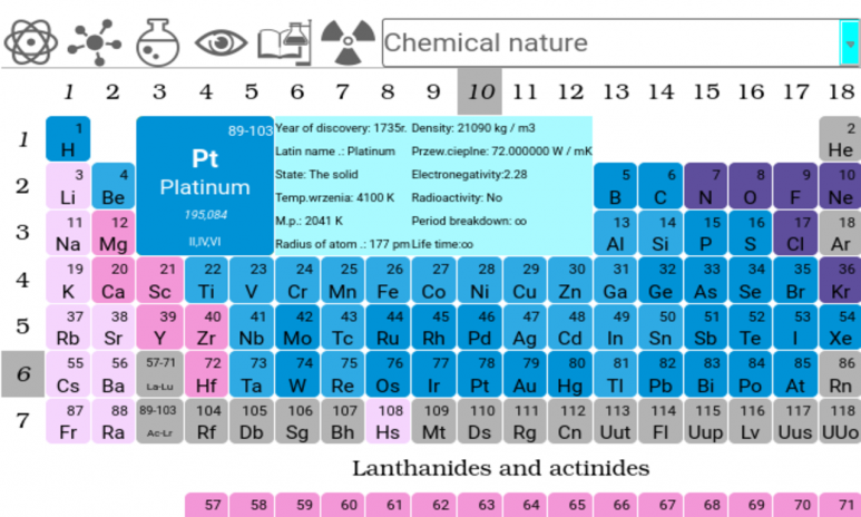 Periodic table of elements 30 download apk for android aptoide periodic table of elements screenshot 1 periodic table of elements screenshot 2 urtaz Gallery