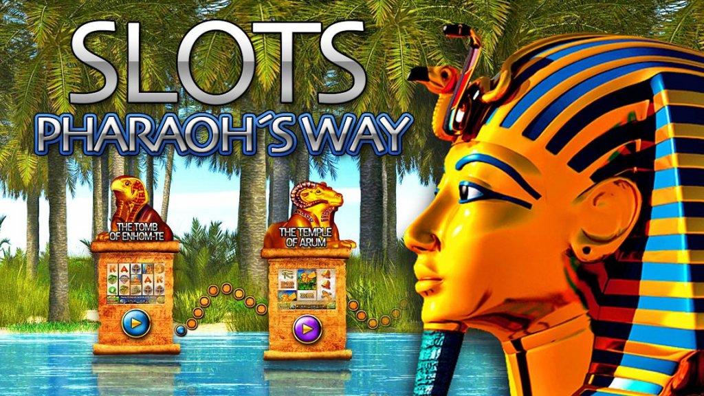 slots pharaohs way mod aptoide