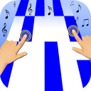 Piano Tile : Blue Music Game