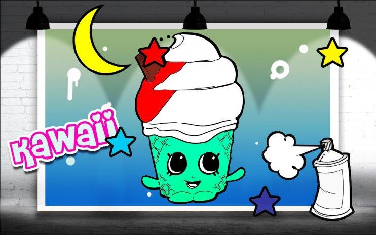 çocuk Boyama Oyunu Shopkin 13 Android Aptoide Için Apk Indir