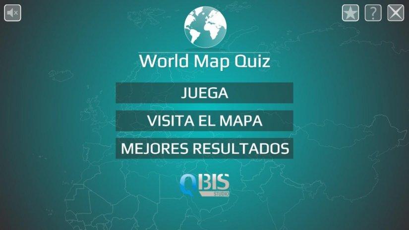 Mapa del mundo quiz 291 descargar apk para android aptoide mapa del mundo quiz captura de pantalla 1 gumiabroncs Choice Image