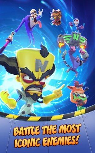 Crash Bandicoot: On the Run! screenshot 10