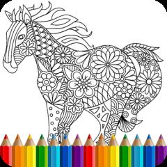 Hayvan Mandala Boyama Kitabı 400 Android Aptoide Için Apk Indir
