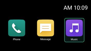 LG MirrorDrive Screen
