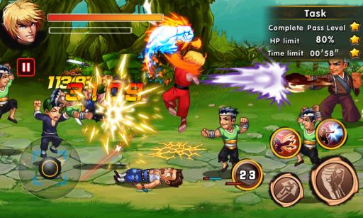 Fury Street: Fighting Champion screenshot 3
