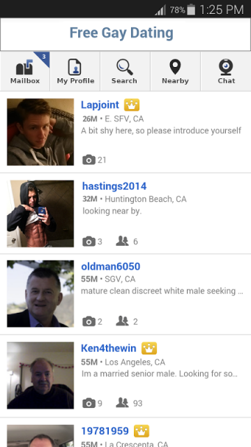 Download GuySpy - Gay Dating and Chat APK for FREE