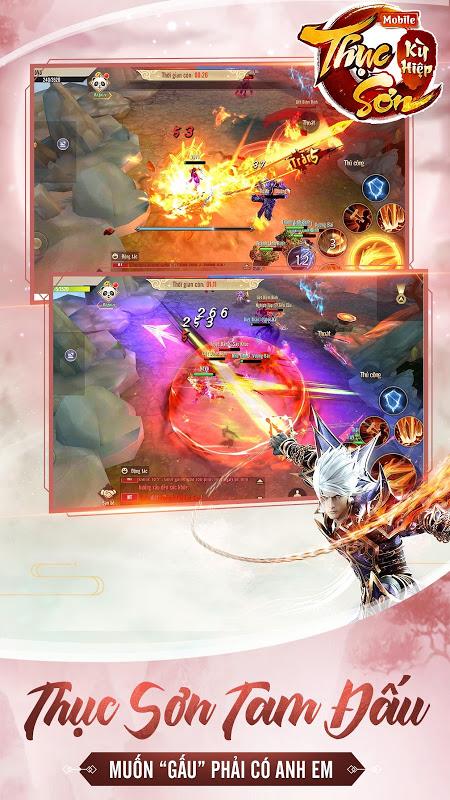 Thục Sơn Kỳ Hiệp Mobile – Thuc Son Ky Hiep Mobile screenshot 1