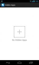 Hide App-Hide Application Icon Screenshot