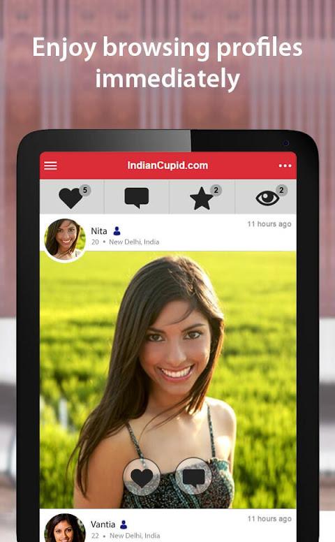 Indian dating app usa