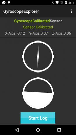Gyroscope Explorer 1 5 2 ดาวน์โหลด APKสำหรับแอนดรอยด์- Aptoide