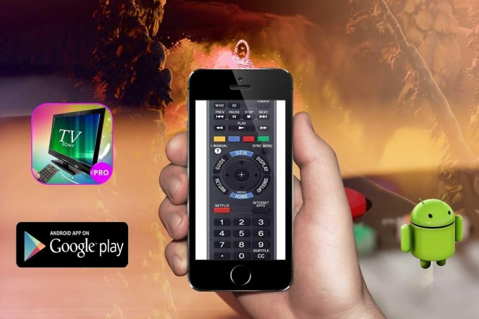 Panasonic TV Remote 1 0 Download APK for Android - Aptoide