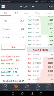 gate.io APP screenshot 4