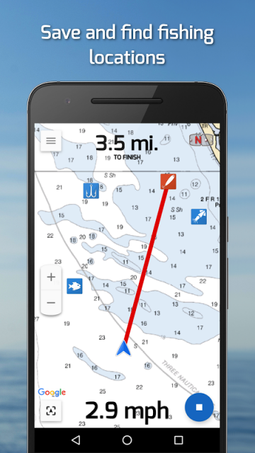 Fishing points gps forecast download apk for android for Fishing apps for android