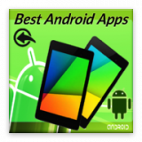Best Andriod Apps Icon