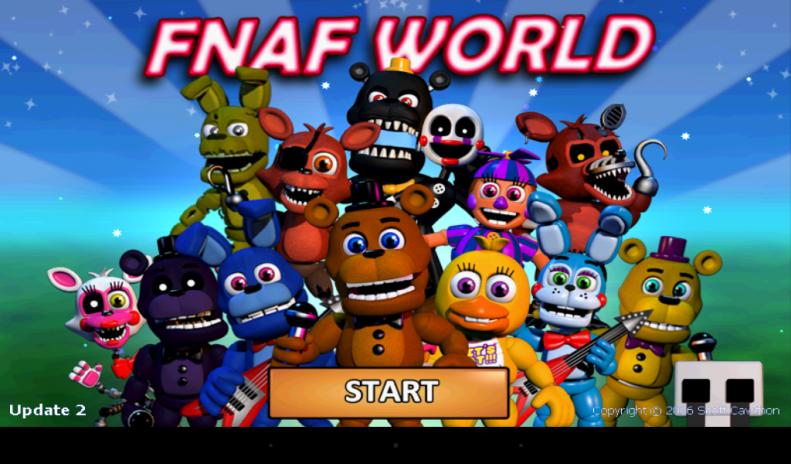Fnaf world free download | full version | update v1. 024 | youtube.