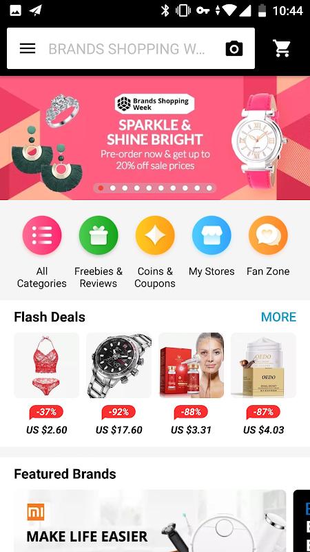 AliExpress Shopping App- $100 Coupons For New User screenshot 9
