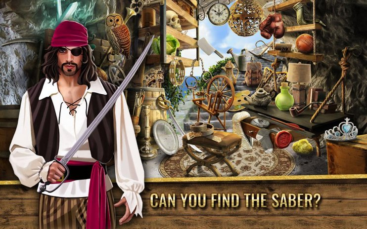 Treasure Island Hidden Object Mystery Game 1 0 Download APK
